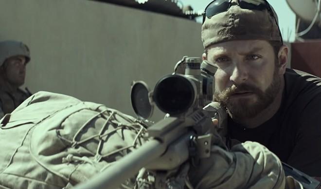 Sniper Americano | A necessidade de auto-afirmação americana