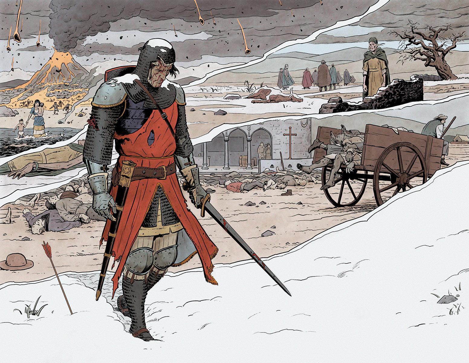 Proibido Ler Entrevista | Paolo Rivera - O ilustrador que deu nova vida ao Demolidor chega a Valiant