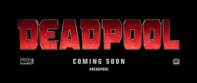 Deadpool | Reveladas sinopse e logotipo do filme