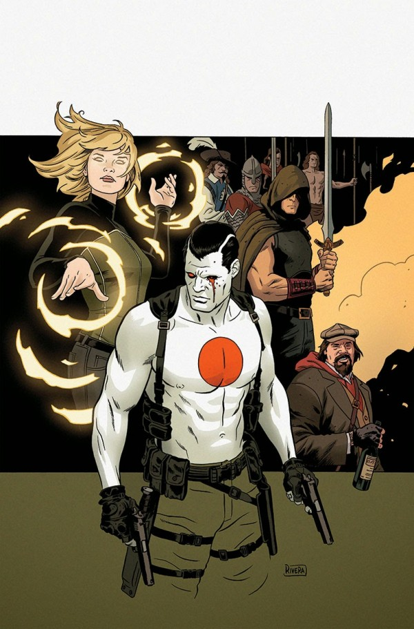 HQ do Dia | The Valiant - A Saga Completa