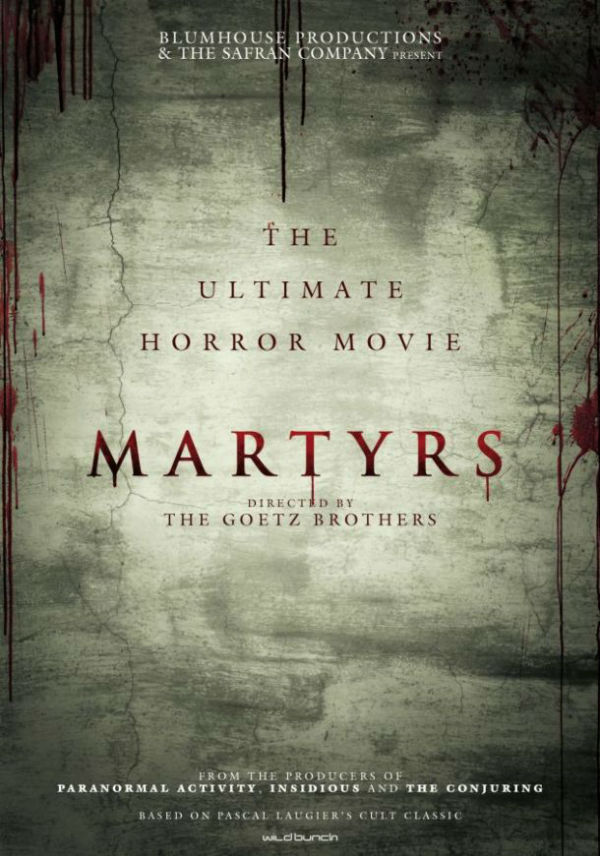 Martyrs | Primeira imagem oficial do remake americano
