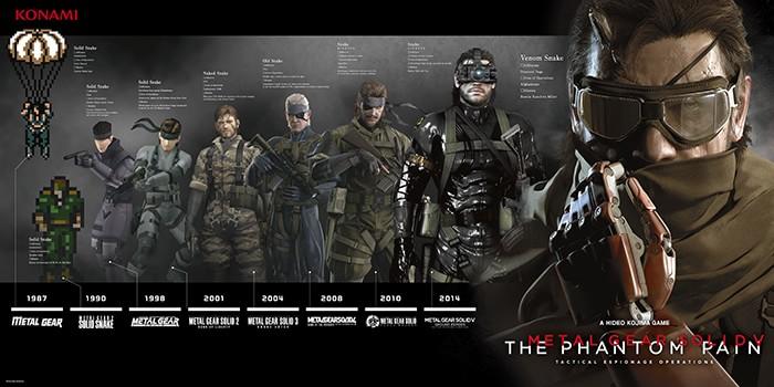 Metal Gear Solid | A saída de Kojima da Konami