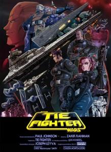 Star Wars | Curta na versão anime produzido por um Youtuber