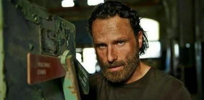 The Walking Dead | Quem pegou a arma de Rick no liquidificador?