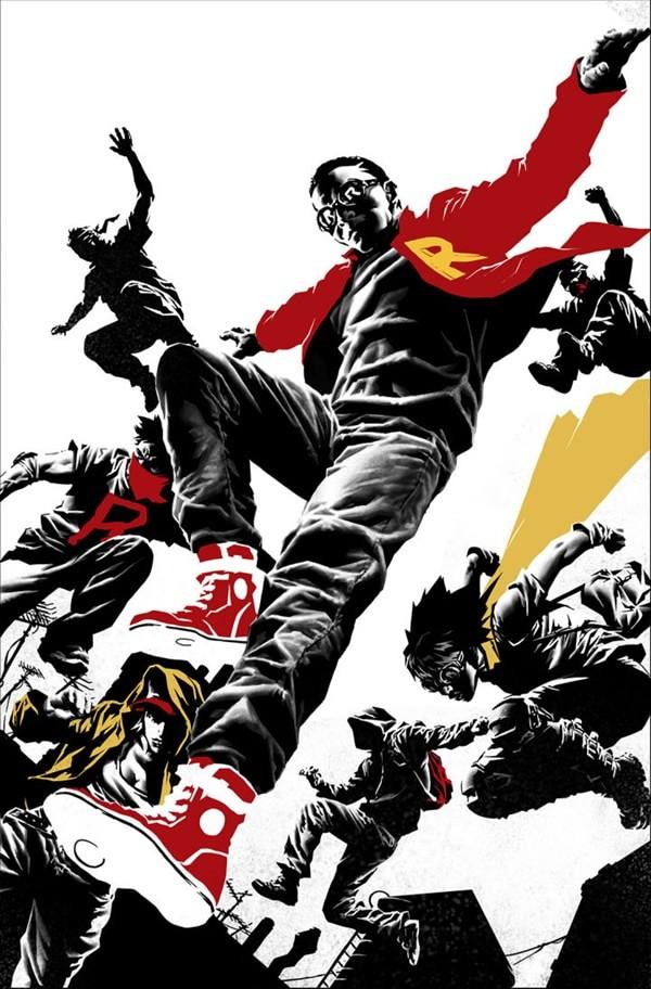 We Are Robin | Título trará nova geração de heróis adolescentes