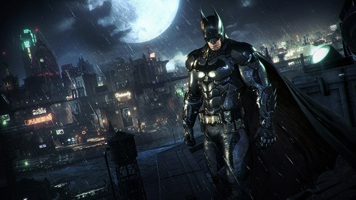Batman Arkham Knight  Divulgado trailer (1)