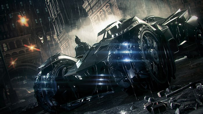 Batman Arkham Knight  Divulgado trailer (3)