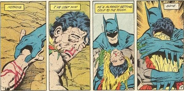 Batman vs Superman | Dick Grayson está no filme