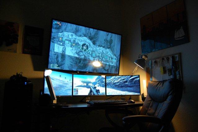 19 Battlestations Incr 237 Veis Que S 227 O O Sonho De Qualquer Gamer