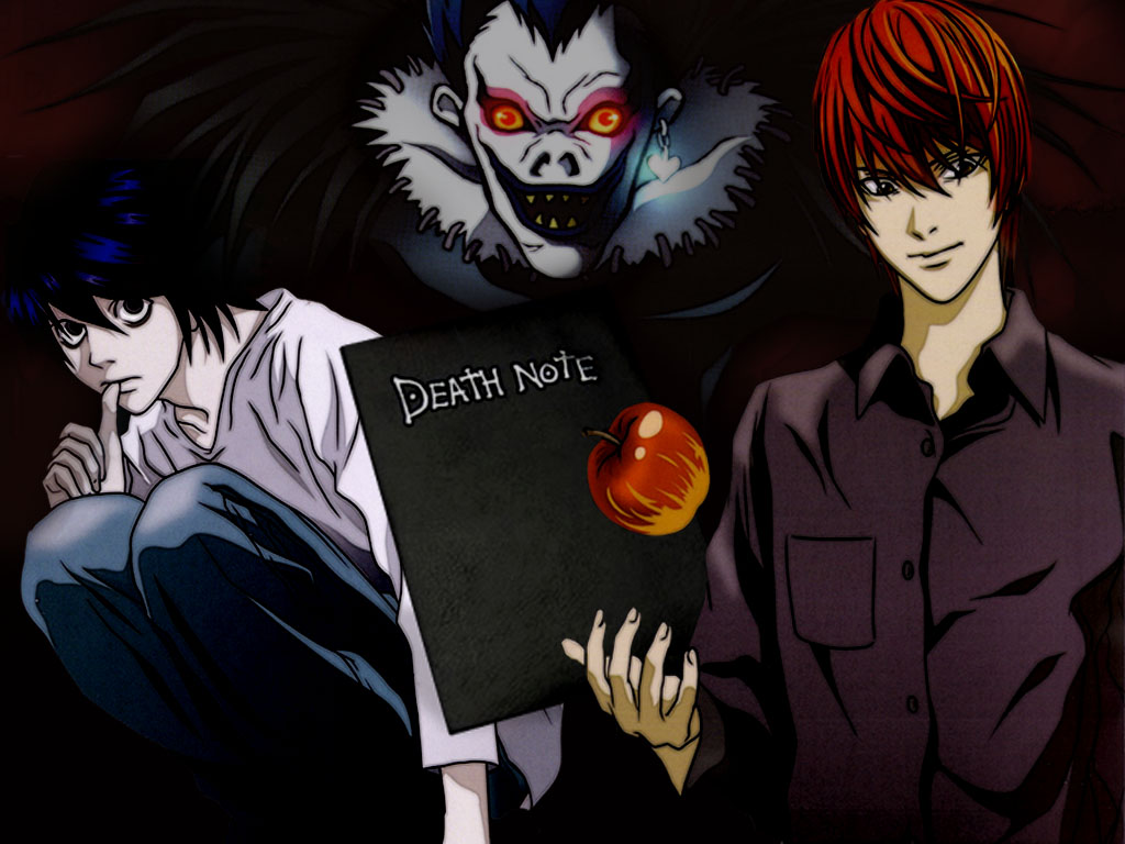 death note by mangakanoobjg - photo #15