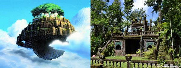 Estúdio Ghibli   9 lugares reais que inspiraram os cenários dos filmes.