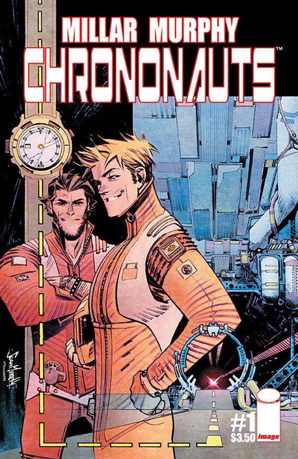 HQ do Dia   Chrononauts #1
