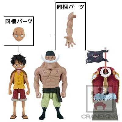 One Piece | Momento marcante do mangá foi reproduzido em animação Stop-motion