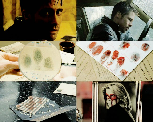 Paralelos Visuais   Seven: Os Sete Crimes Capitais (1995)  e Zodíaco (2007)