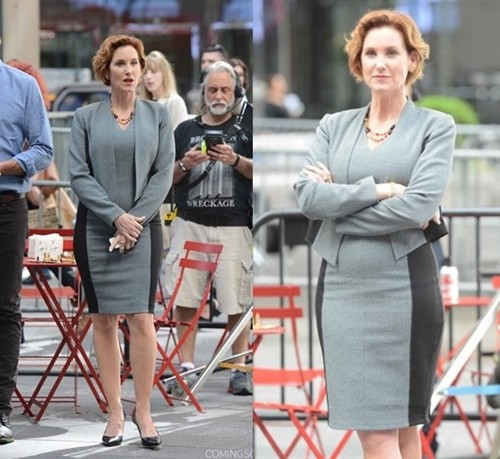 As Tartarugas Ninja 2 | Fotos de Judith Hoag no set