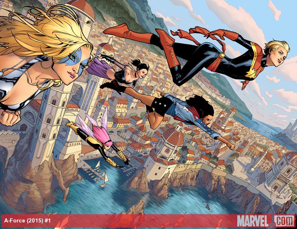 Marvel | Após Guerras Secretas quadrinhos avançam 8 meses no futuro