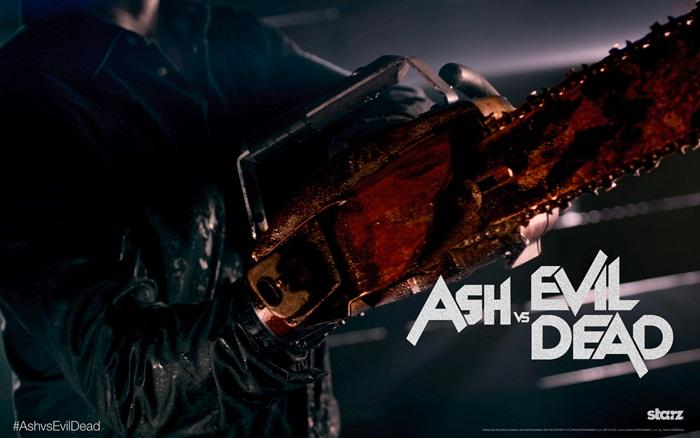 Ash vs Evil Dead | Ash está de volta com sua lendária motosserra em novo teaser