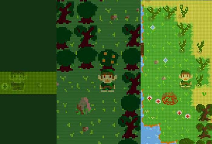 Game indie da semana  Evoland (1)
