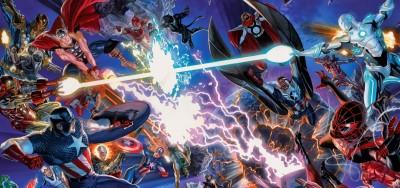 Marvel | Guerras Secretas ganha edição extra em Dezembro