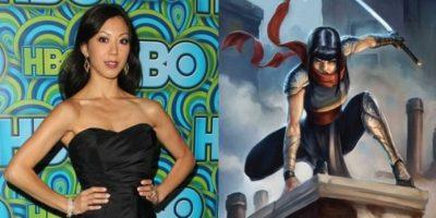 As Tartarugas Ninja 2 | Brittany Ishibashi será Karai