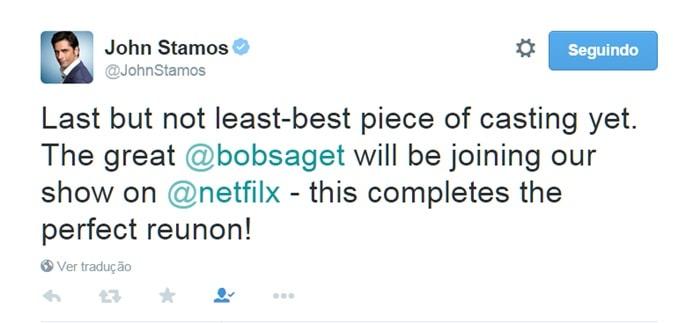Três é demais | Bob Saget, o pai Danny, retorna!