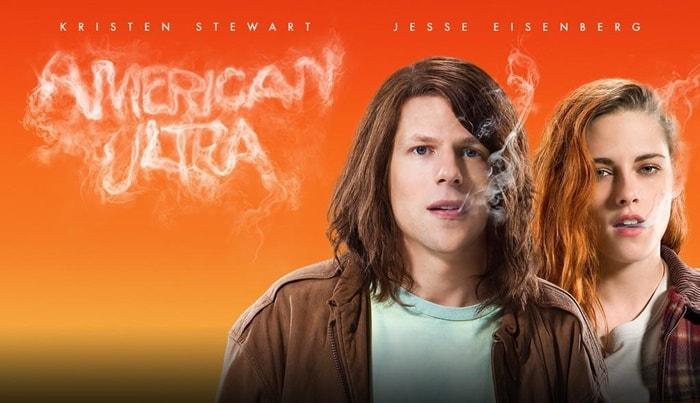 American Ultra   Confira o trailer do novo filme de Jesse Eisenberg e Kristen Stewart!
