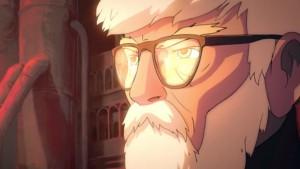 Curta feito por estudante faz homenagem à Hayao Miyazaki