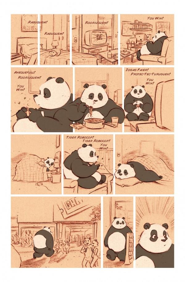 mor de Panda é o Manda - por Vitor Cafaggi e Felipe Cagno