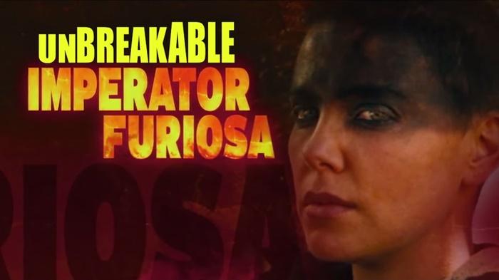 Imperator Furiosa ganha sua versão da abertura de Unbreakable Kimmy Schmidt
