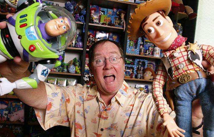 John Lasseter diz que a Disney/Pixar quer mais diversidade