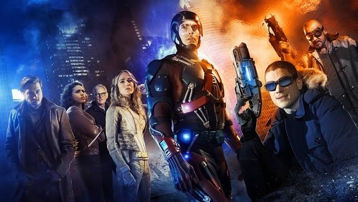 SDCC2015 - Legends of Tomorrow | Novo trailer traz a colisão das origens de Arrow e Flash