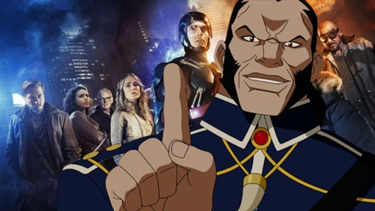 Legends of Tomorrow | Easter-eggs e referências do primeiro trailer da série