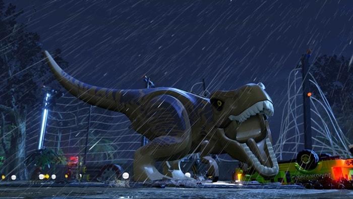 LEGO Jurassic World |O parque dá boas-vindas em novo trailer do jogo