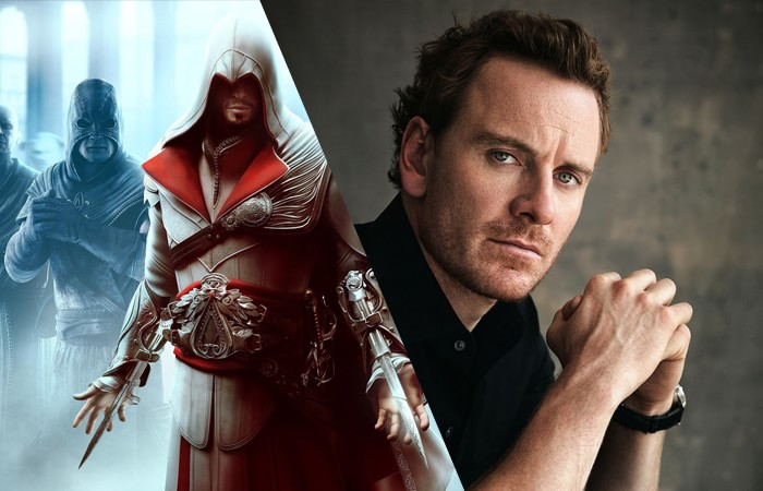 Michael Fassbender fala sobre a adaptação de Assassin's Creed para o cinema