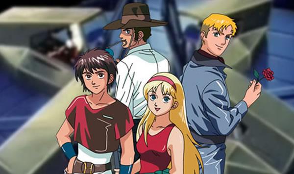 Nostalgia Animada | Animes que passaram no SBT