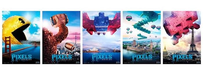 Pixels | Gamers se tornam heróis em segundo trailer do longa