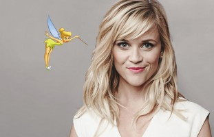 Reese Witherspoon vai protagonizar live-action sobre Tinker Bell!