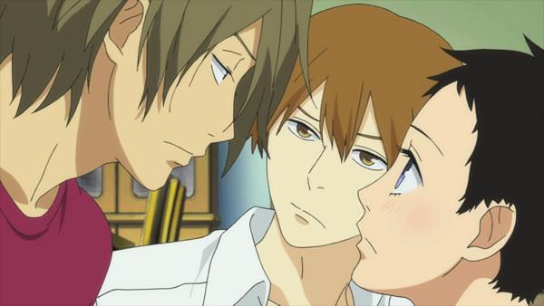 Resenha - Natsuyuki Rendezvous   Um triângulo amoroso bem diferente.