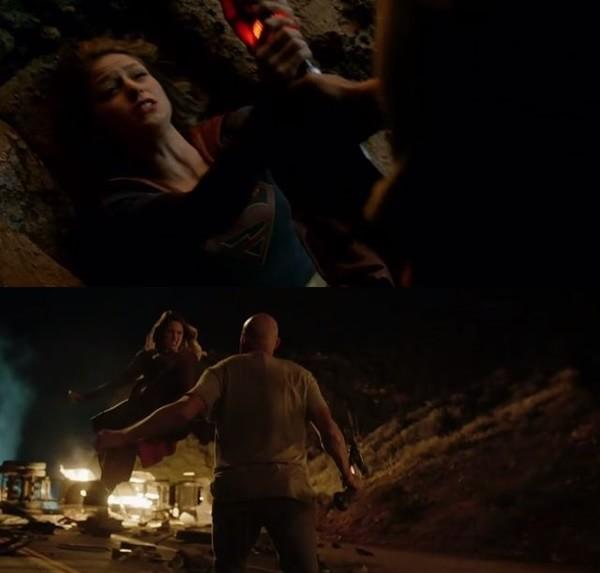 Supergirl | Easter-eggs e referências do primeiro trailer da série