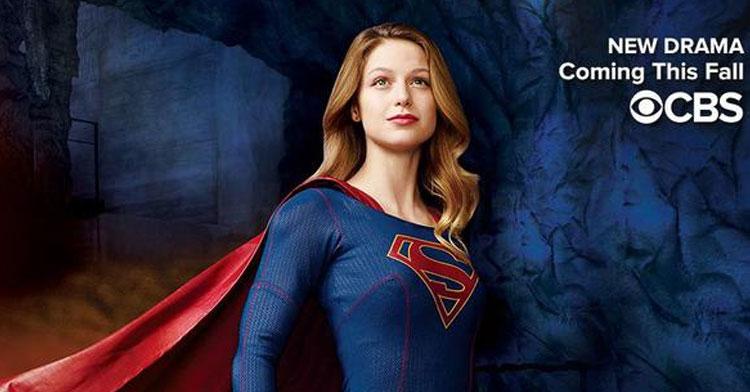 Supergirl | Série ganha horário e nova imagens
