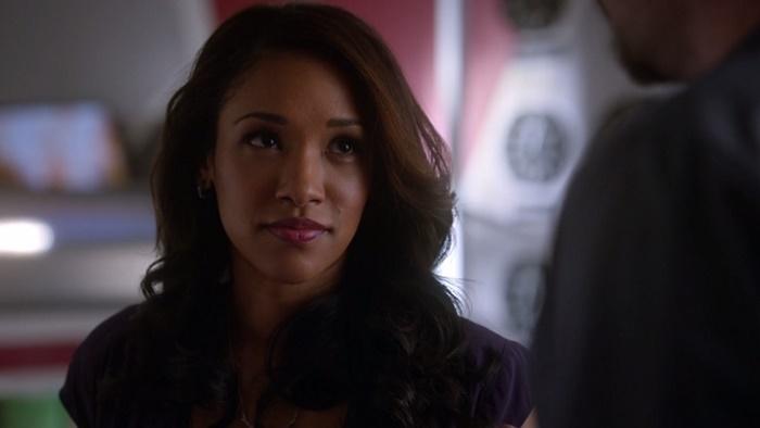"""The Flash   """"É uma honra interpretar uma mulher negra e forte na TV"""", afirma Candice Patton"""
