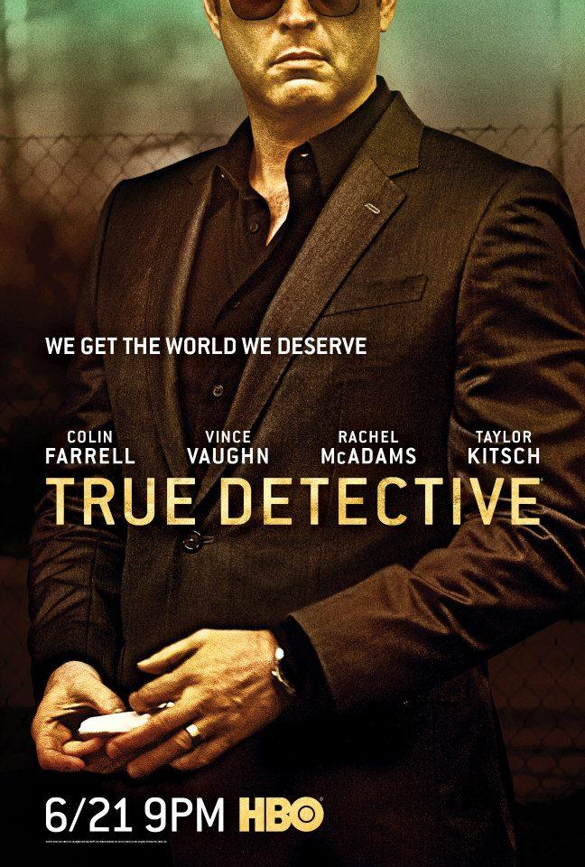 True Detectives | Veja novos posters dos personagens da segunda temporada