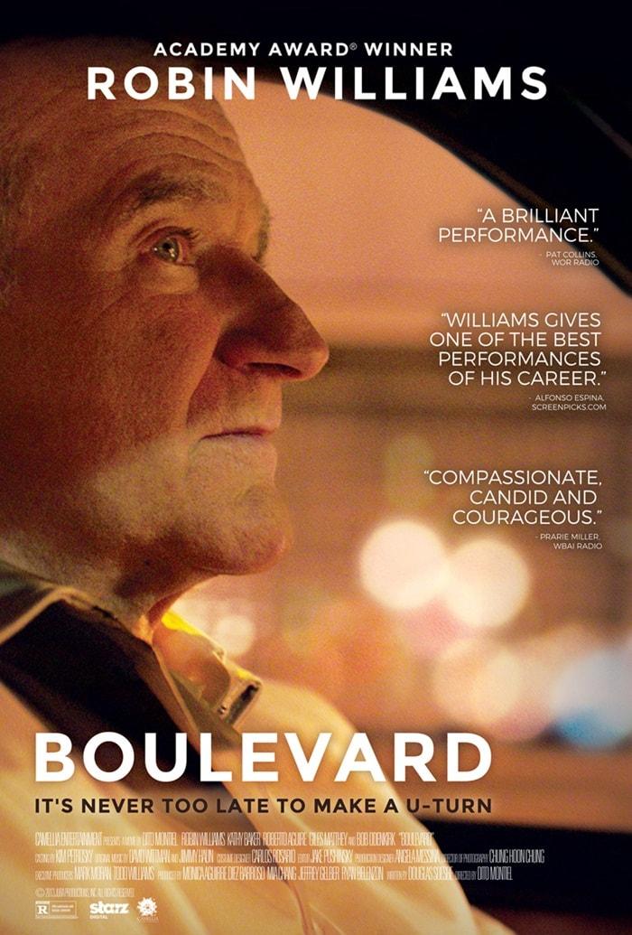 Boulevard | Assista o trailer do último drama de Robin Williams