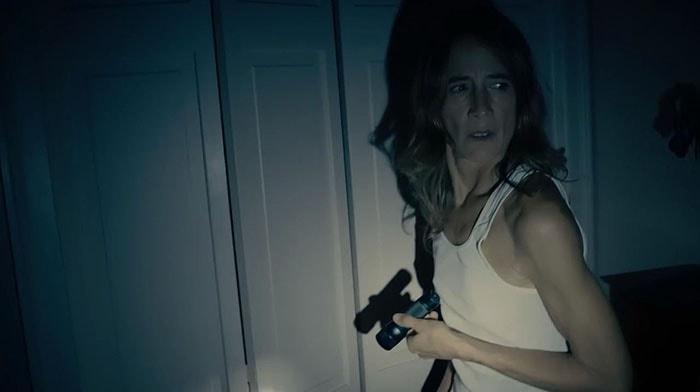 The Taking of Deborah Logan (2016)  Ou como o original se tornou mais do mesmo
