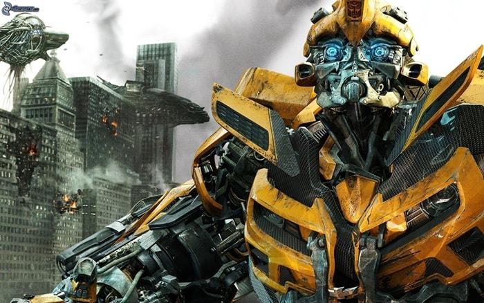 Transformers  Criador de Spartacus se junta a equipe