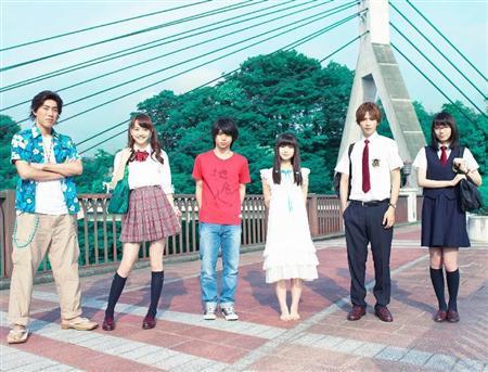 Ano Hana   Anime ganha especial em Live-Action
