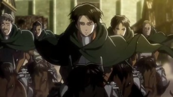 Ataque dos Titãs – Shingeki no Kyojin | Cena de trailer do novo filme se conecta com a segunda temporada do anime