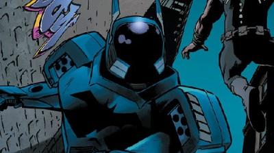 Batman | Verdadeiro uniforme pós-Convergence é revelado