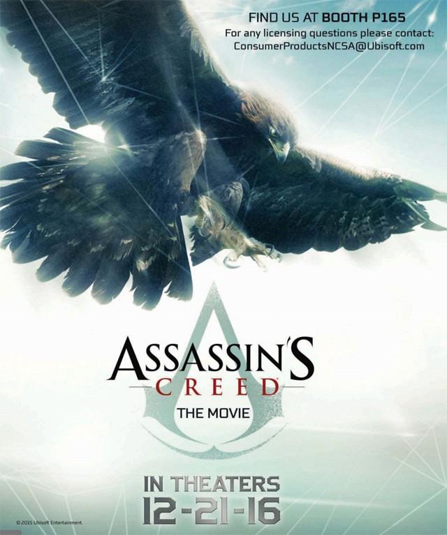 Assassin's Creed | Confira o primeiro pôster do filme