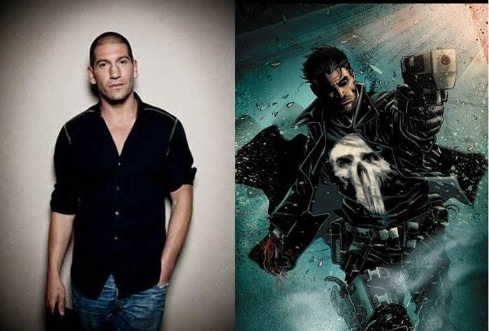 Demolidor   O Justiceiro estará na 2ª temporada e  Jon Bernthal é o ator escolhido